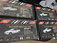 Honda Civic Sedan VII 2001-2006 гг. Хром пакет (комплект)