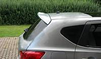 Nissan Qashqai 2010-2014 гг. Спойлер тип 2 (под покраску)