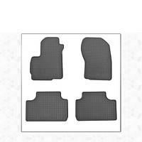 Citroen C-4 Aircross Резиновые коврики (4 шт, Stingray Premium)