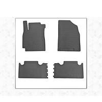 Geely Emgrand X7 Резиновые коврики (4 шт, Stingray Premium)