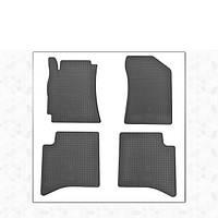 Geely GC-6 Резиновые коврики (4 шт, Stingray Premium)