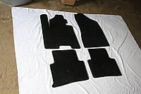 Hyundai Tucson TL 2016↗ гг. Резиновые коврики (4 шт, Stingray Premium)