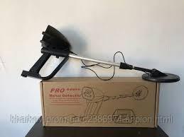 Металлоискатель MD 4030 Upinttor + крона 2шт в комплекте (катушка 16см)