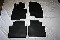 Mazda CX-5 2017↗ гг. Резиновые коврики (4 шт, Stingray Premium)