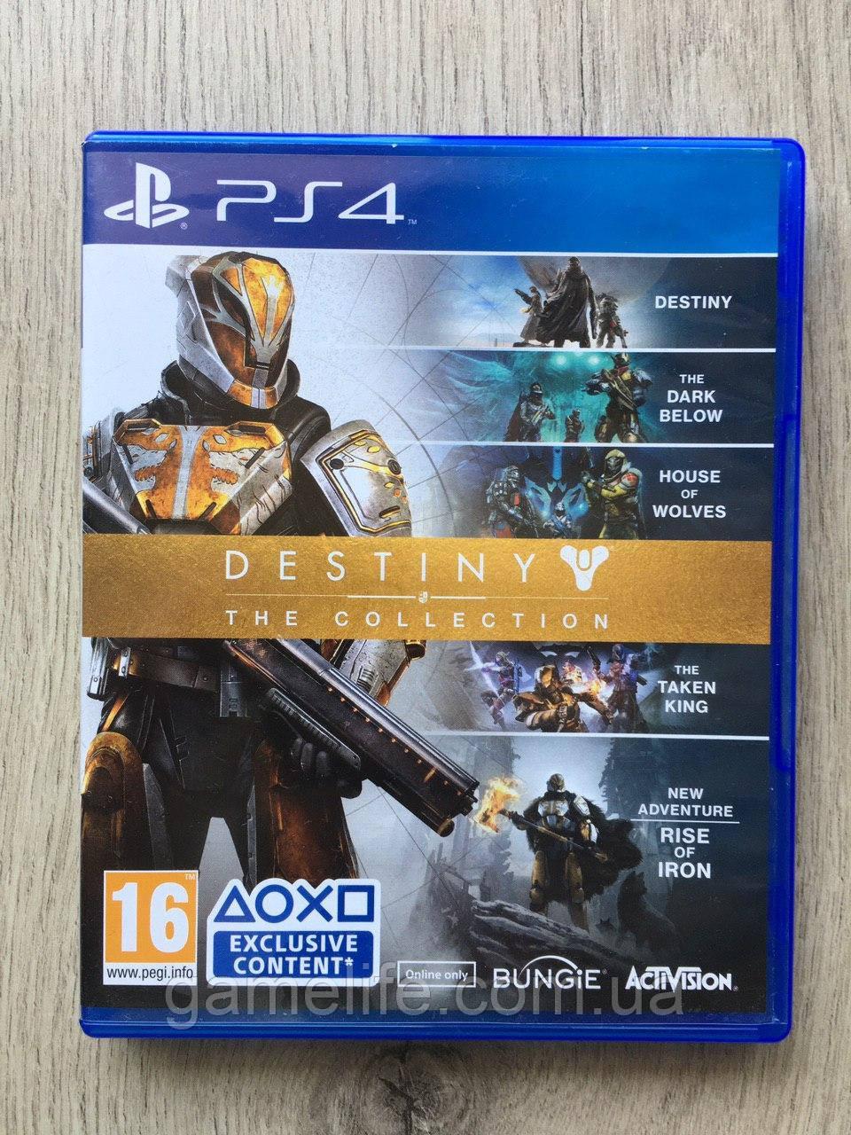 Destiny (англ.) (б/у) PS4