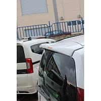 Dacia Lodgy 2013↗ гг. Спойлер (под покраску)