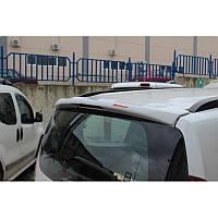 Renault Lodgy 2013↗ гг. Спойлер (под покраску)
