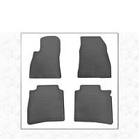 Nissan Sentra 2012-2019 роки Гумові килимки (4 шт, Stingray Premium)