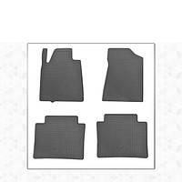 Nissan Teana 2008-2014 гг. Резиновые коврики (4 шт, Stingray Premium)