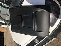 Mercedes X class Накладка на капот (под покраску)