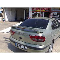 Renault Megane I 1996-2004 гг. Спойлер Исикли (под покраску)