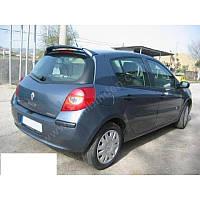 Renault Clio и Symbol 2006-2009 гг. Спойлер HB (под покраску)