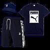 Летний комплект Puma Summer Set (пума), фото 6