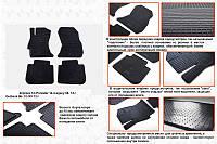 Subaru Outback 2015↗ гг. Резиновые коврики (4 шт, Stingray Premium)