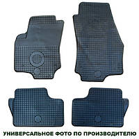 Volkswagen Passat B5 1997-2005 гг. Резиновые коврики (4 шт, Doma)
