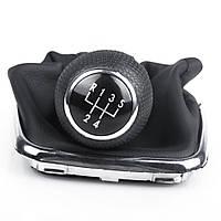 Volkswagen Bora 1998-2004 гг. Ручка и чехол КПП (6 ступка)