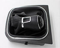 Volkswagen Golf 6 Ручка и чехол КПП (5 ступка)