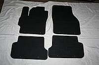 Mazda 3 2003-2009 гг. Резиновые коврики (4 шт, Polytep)
