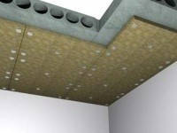 Плита огнезащитная для изоляции конструкций из бетона ТехноНИКОЛЬ 110, 1000x500x150