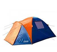 Палатка 3-х местная с тамбуром Coleman 1011