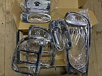 Toyota Rav 4 2001-2005 гг. Хром пакет (2003-2005)