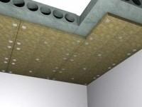 Плита огнезащитная для изоляции конструкций из бетона ТехноНИКОЛЬ 80, 1200x600x100