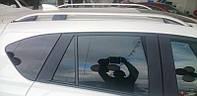 Fiat Fullback 2016↗ гг. Рейлинги Skyport Grey (2 шт)