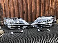 Lexus RX 2009-2015 гг. Передняя оптика (2 шт, рестайлинг)