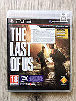 The Last of Us (англ.) (б/у) PS3, фото 1