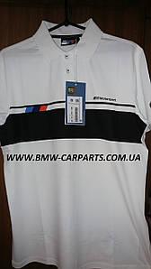 Мужская рубашка-поло BMW M Motorsport Polo-Shirt, Men 2019