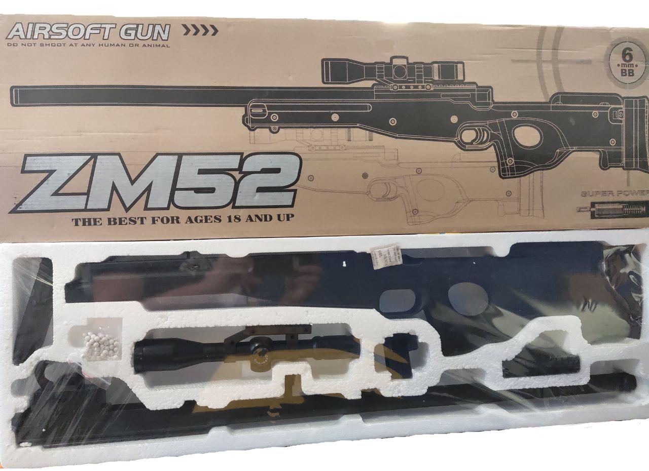 Снайперская винтовка ZM52 Airsoft Gun