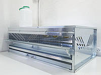 Клетка для откорма перепелов (без яйцесборника), фото 1