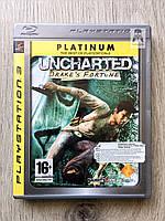 Uncharted (англ.) (б/у) PS3, фото 1
