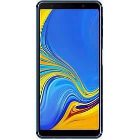 "Samsung SM-A750F Galaxy A7 2018 DS Blue 6"" RAM: 4Gb. ROM:64Gb Octa Core смартфон самсунг а7"