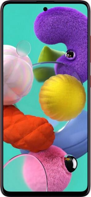 "Samsung SM-A515F Galaxy A51 DS Red 6,5"" RAM: 4Gb. ROM:64Gb Octa Core смартфон самсунг а51"