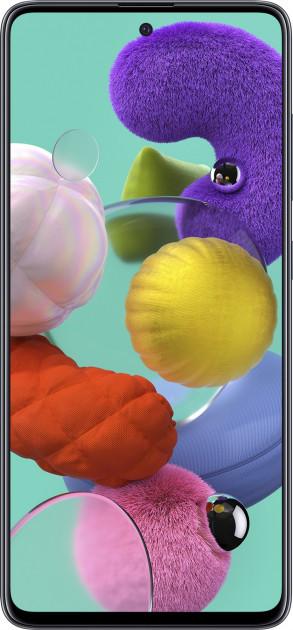 "Samsung SM-A515F Galaxy A51 DS Black 6,5"" RAM: 4Gb. ROM:64Gb Octa Core смартфон самсунг а51"