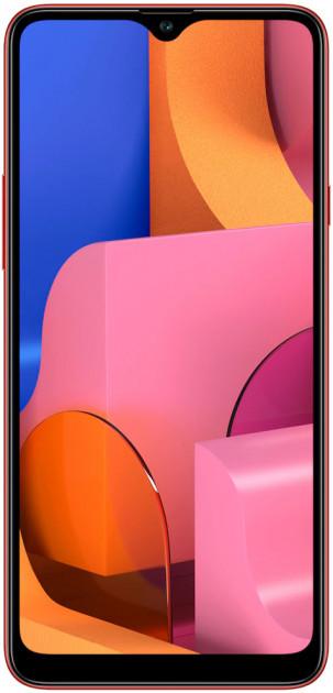 """Samsung SM-A207F Galaxy A20S DS Red 6,5"""" 3-32Gb 4000мач Type-c, тройная камера смартфон самсунг а20с"""