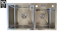 Кухонная мойка Galati Arta U-700D