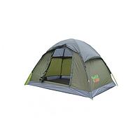 Палатка туристическая 3-Х местная Green Camp Oxford
