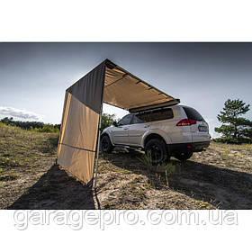 Автомобільна маркіза (тент) 2х2,5м з бічною стінкою