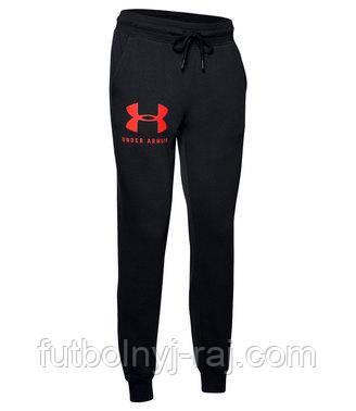 Спортивные брюки Under Armour Rival Fleece Sportstyle Pant (Women)1349097-001