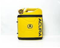 Канистра бар 20л с маркой авто Акура / Acura Оригинальный подарок