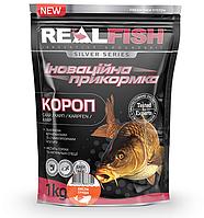 "Прикормка рибальська Real Fish ""КОРОП"" КИСЛА ГРУША"