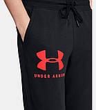 Спортивные брюки Under Armour Rival Fleece Sportstyle Pant (Women)1349097-001, фото 3