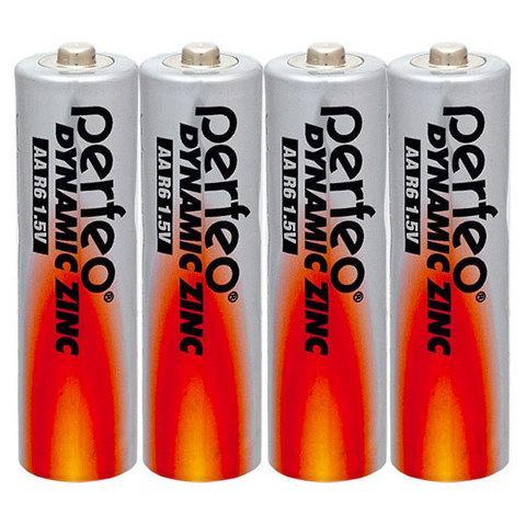 Батарейка АА Perfeo R-6 (6 штук) качественные батарейки для металоискателей