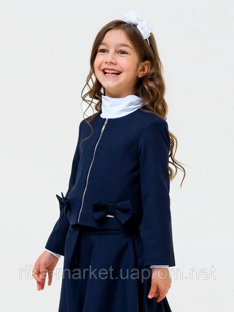 Школьный жакет для девочки Смил,  116465  6-10  лет