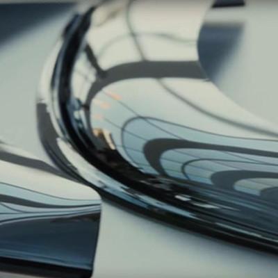 """Дефлекторы окон Ветровики Lexus RX 300 / RX330 / RX350 / RX400 2003-2009 (II) П/K клей """"VIP Auto Plex"""""""