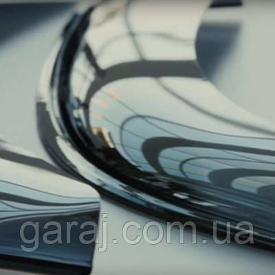 """Дефлекторы окон Ветровики Mitsubishi Outlander 2003-2006 на скотче """"VIP Auto Plex"""" AMM40901"""