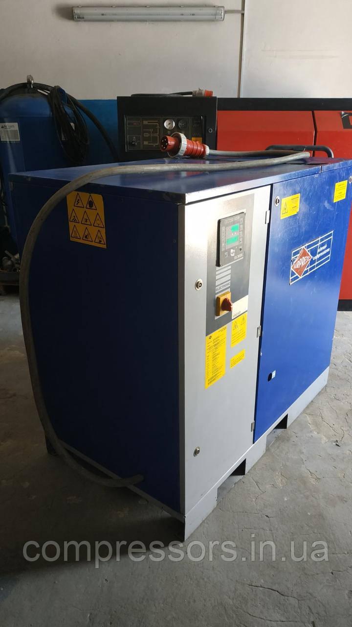 Винтовой компрессор Airpress APS40B/10 - 3500 л/мин - 10 бар - 30 кВт, фото 2