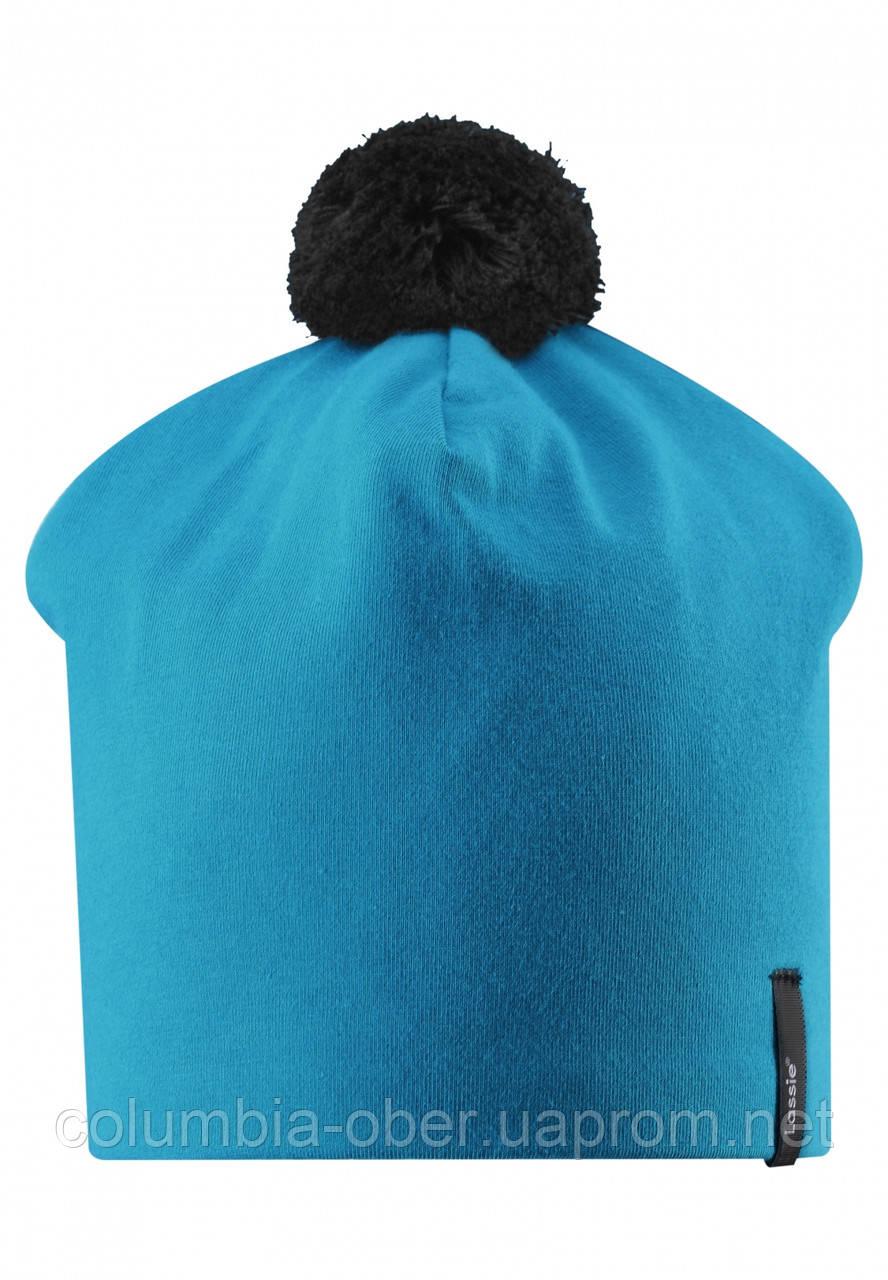 Демисезонная шапка для девочек Lassie 718744-7840. Размеры S и  M.